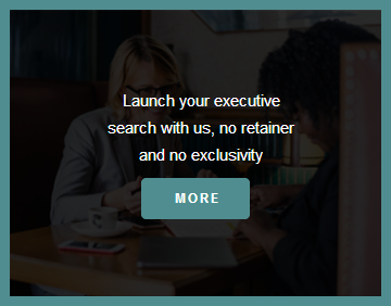 Launch your executive search with us
