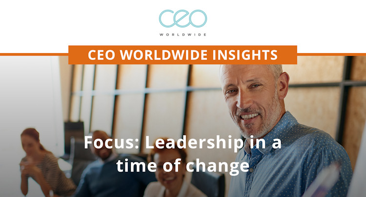 Leadership in a time of change